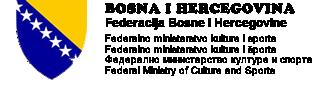 Federalno Ministarstvo kulture